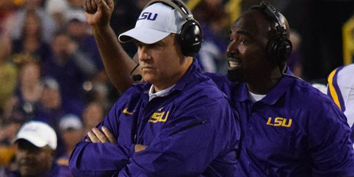 Les Miles ready to get Tigers back on track