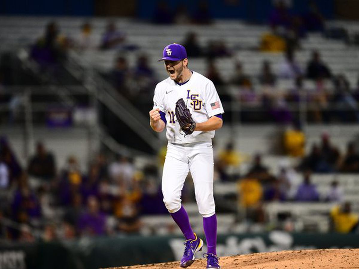 Marceaux brilliant in Tigers 5-1 win over South Carolina
