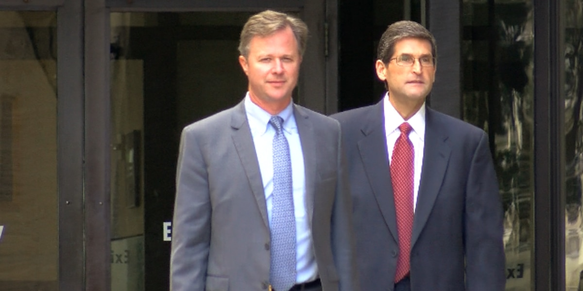 Former St. Tammany Sheriff Jack Strain pleads not guilty to federal corruption charges