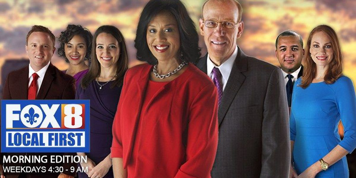 FOX 8 takes top spot in morning news, continues late night domination