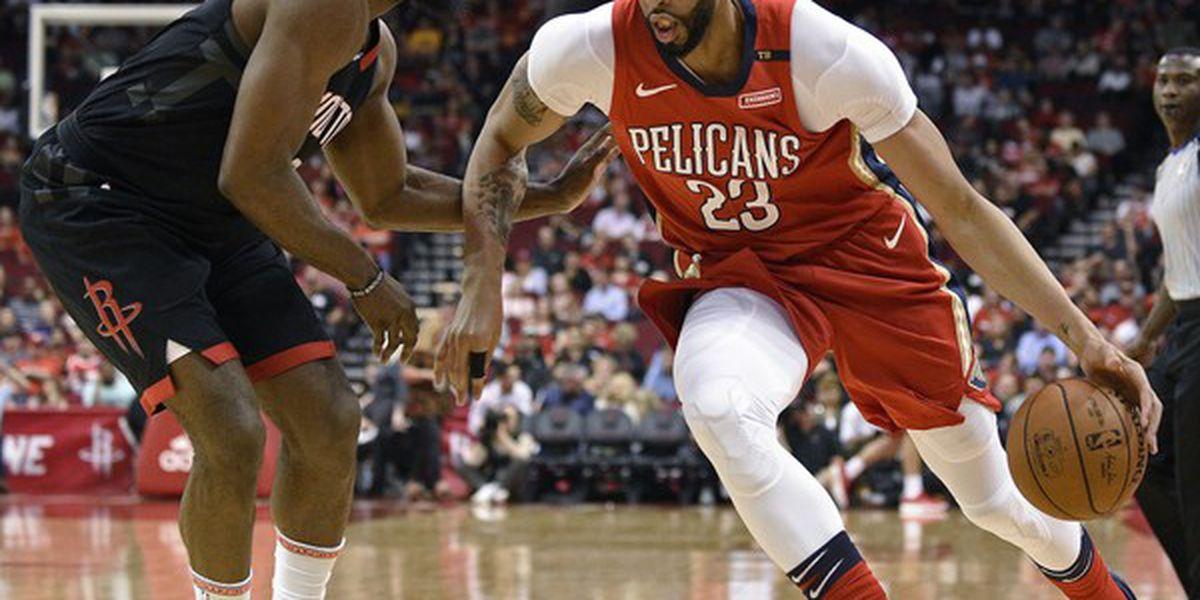 Pelicans open season with big road win over Rockets