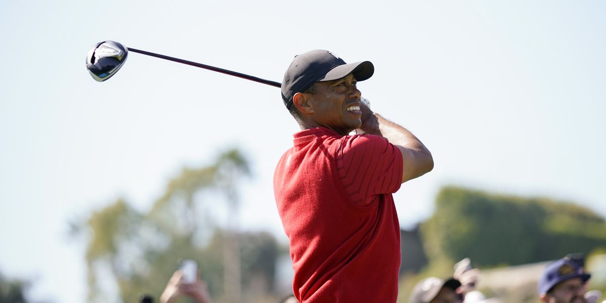 Tiger Woods elected to the World Golf Hall of Fame