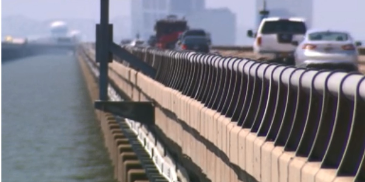 Work progresses on Causeway Bridge safety improvements