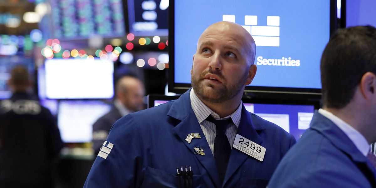 Dow Has Biggest Point Gain In History