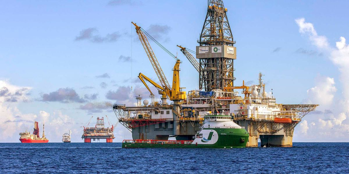 BP announces start of major expansion in the Gulf of Mexico