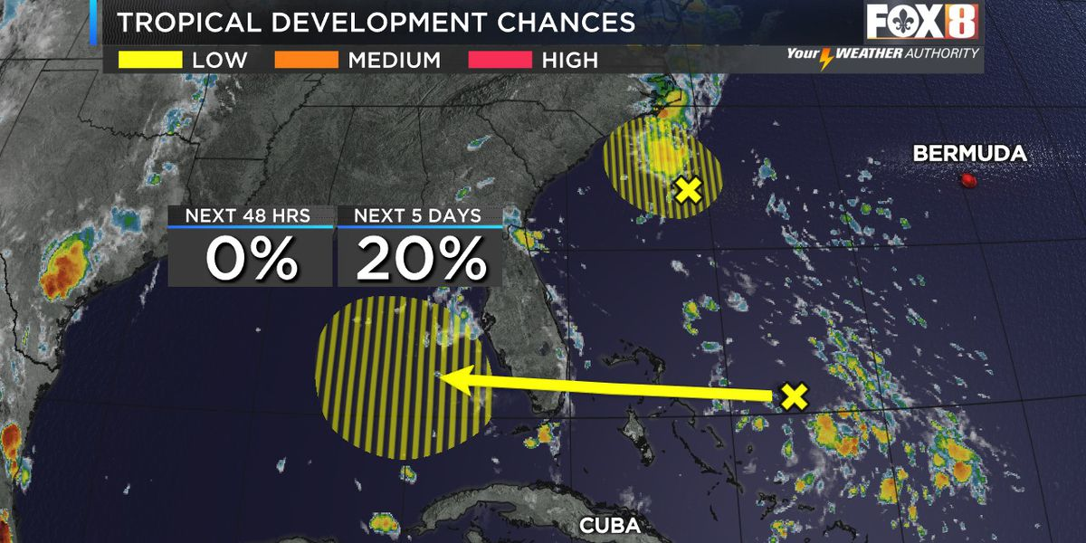 Shelby: Dry Today, Then Rain Chances Increase
