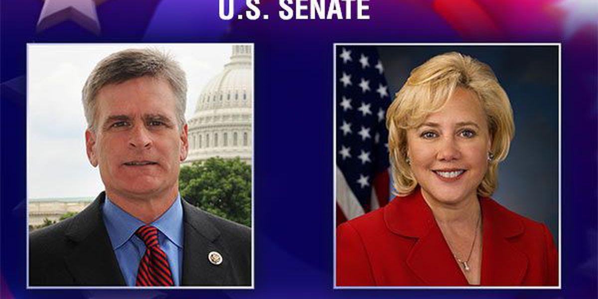 Exit poll indicates Landrieu and Cassidy headed towards runoff