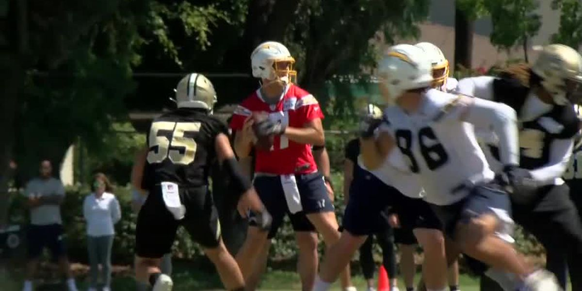 Breaking down all the big plays from Friday's Saints-Chargers dual practice