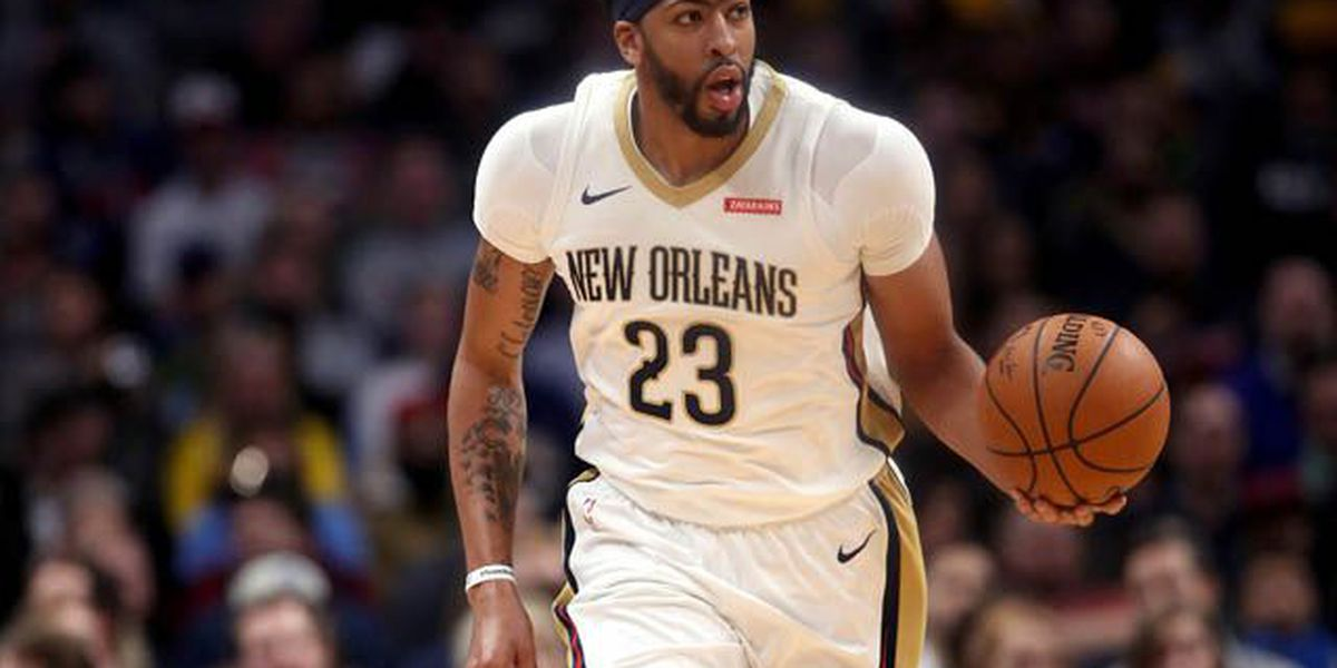 Anthony Davis leads Pelicans to OT win in Boston