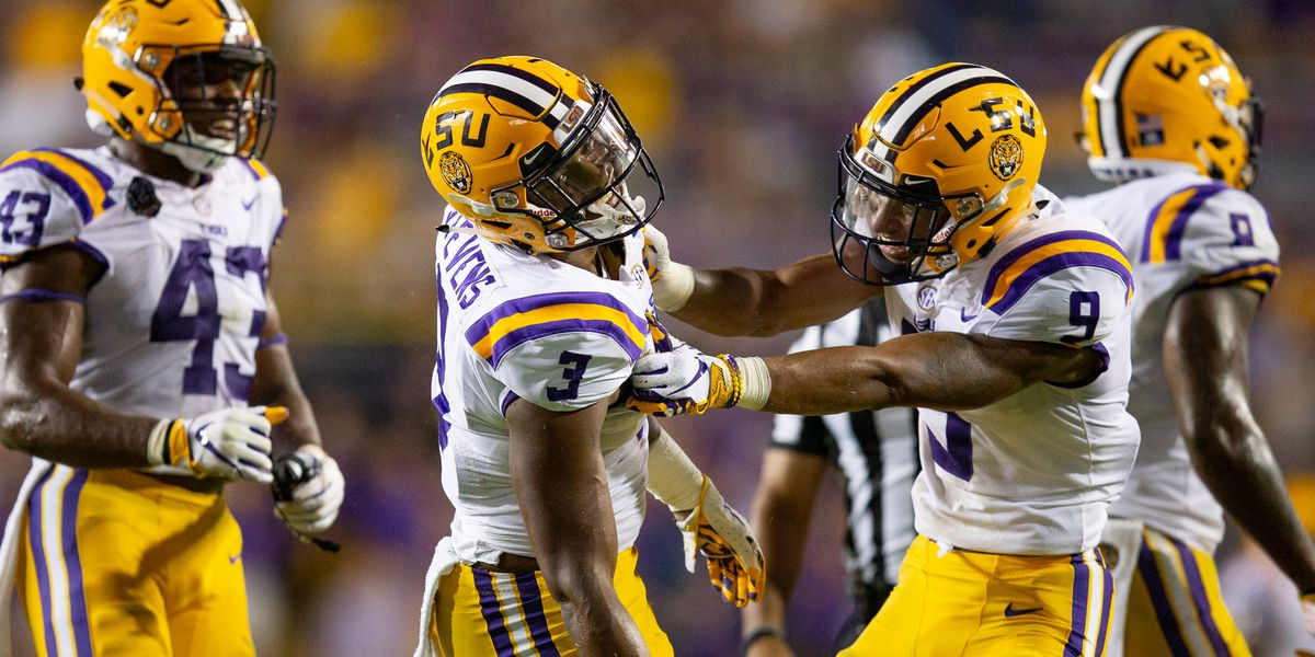Best Thing For SEC Is LSU To Upset Alabama