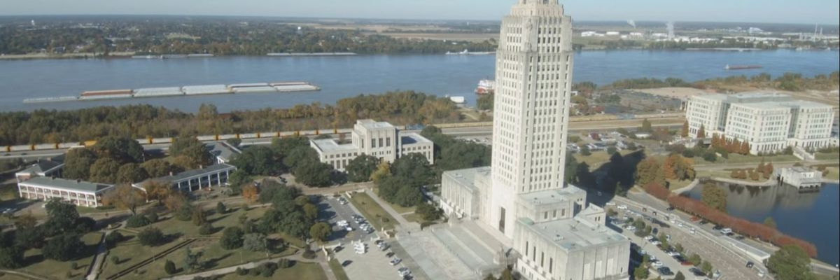 Louisiana State Capitol closed to the public Wednesday