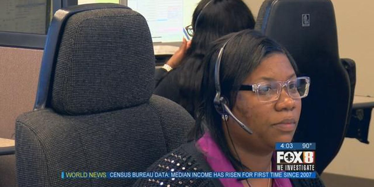 New Orleans 911 call-takers meet national standards