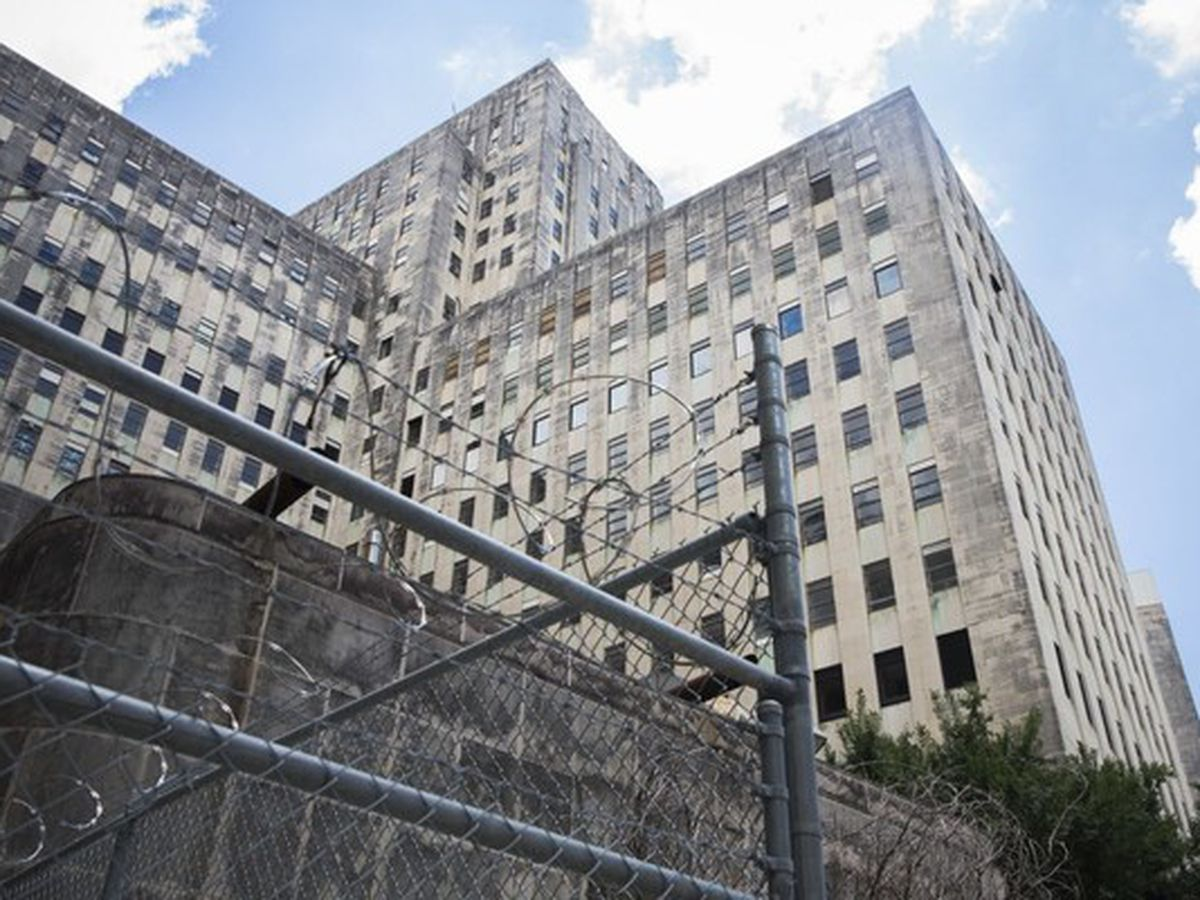 Charity Hospital one step closer to redevelopment