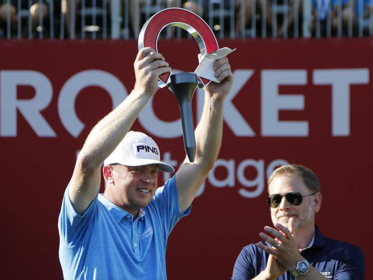 Nate Lashley's first PGA Tour win provides surreal and emotional moment