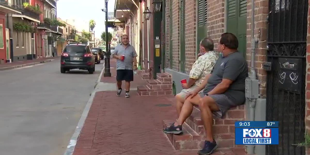 New Orleans businesses take economic hit this Labor Day weekend