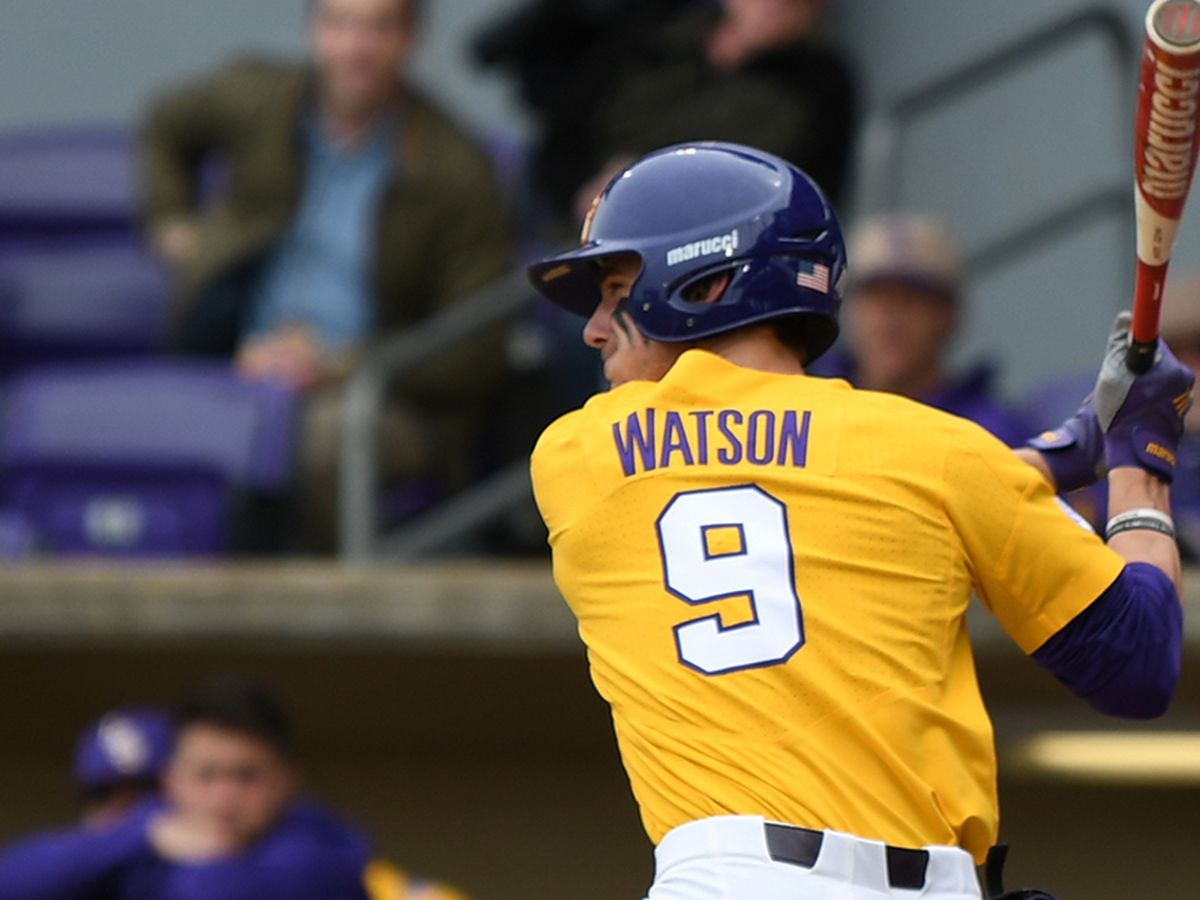 LSU baseball hosts Auburn in SEC regular season finale