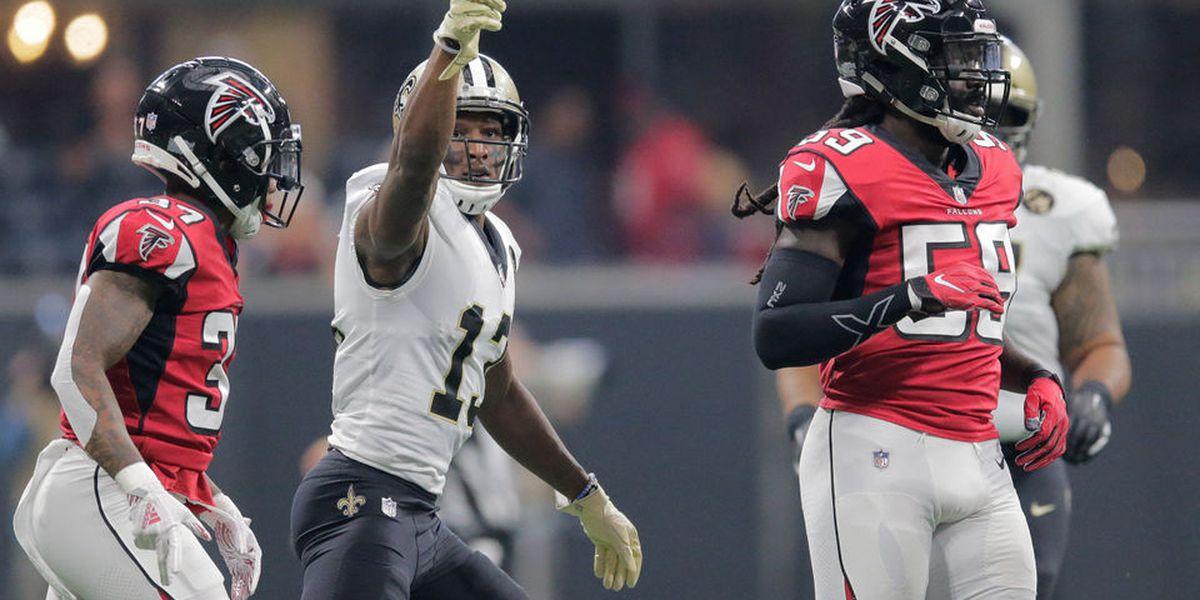 Thomas, Kamara deliver in crunch time against Atlanta