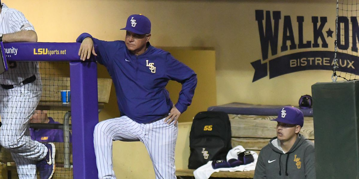 No. 11 LSU homers its way to 6-2 win over Youngstown State