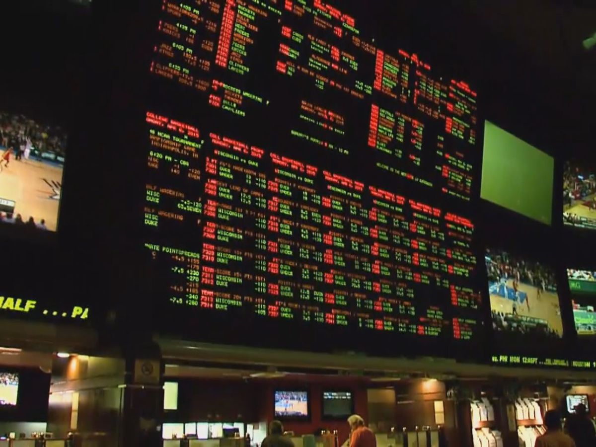 Sports betting legalization bill clears first hurdle