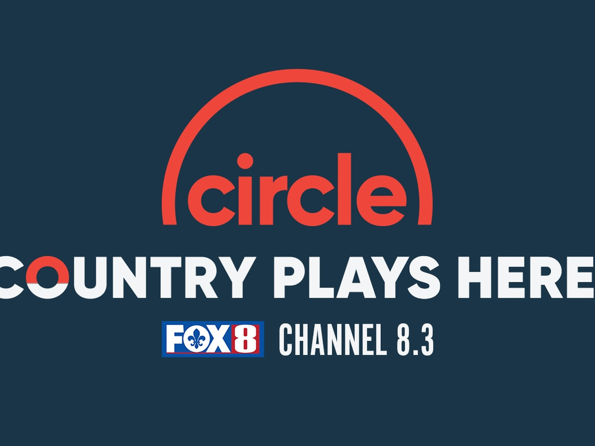 Country music channel 'Circle' to debut Jan. 1 on WVUE Channel 8.3