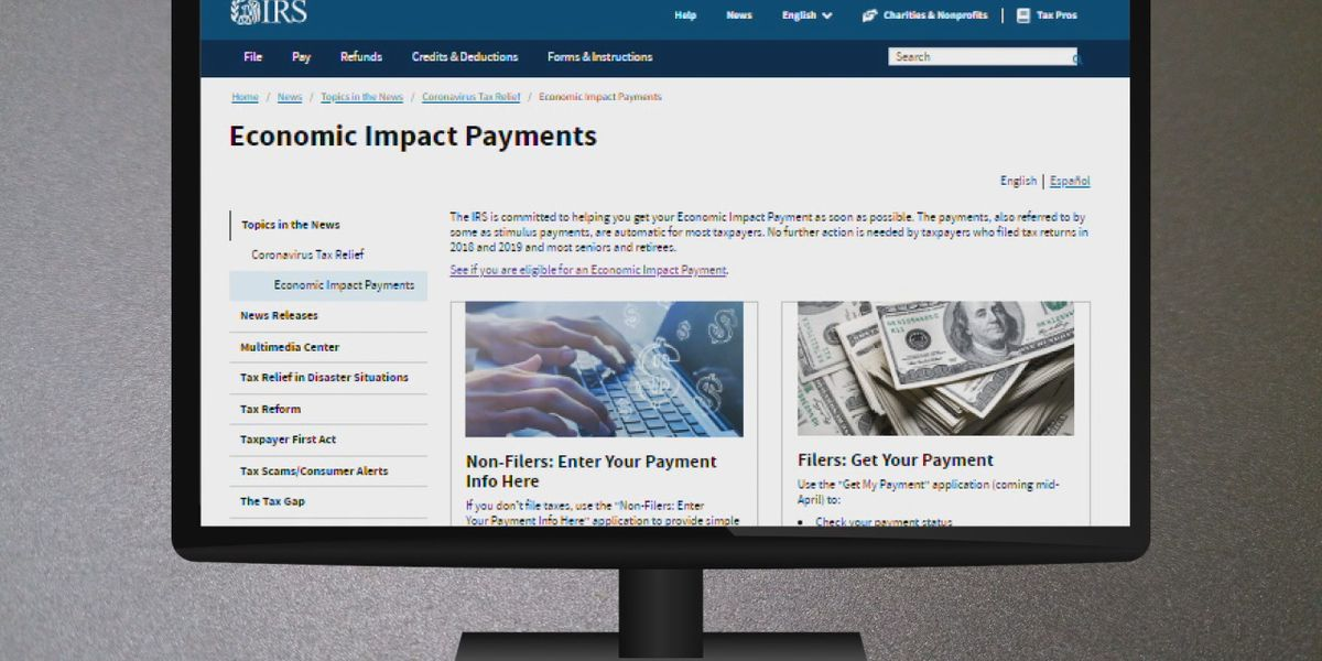IRS enhances Get My Payment online tool to help taxpayers
