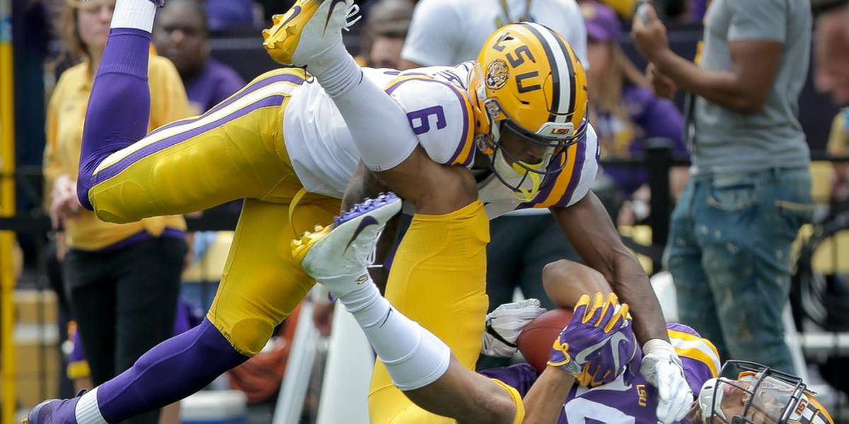 After Further Review: Five takes from LSU spring game