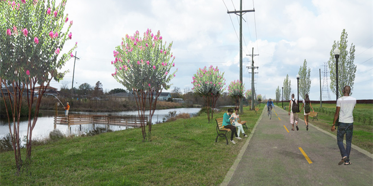 St. Bernard Parish to build new trail for walkers, bikers and more