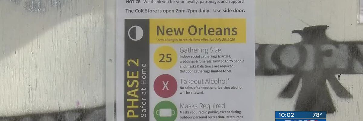 Fox 8 Defenders: New Orleans bars fear permanent closures under Covid-19 restrictions