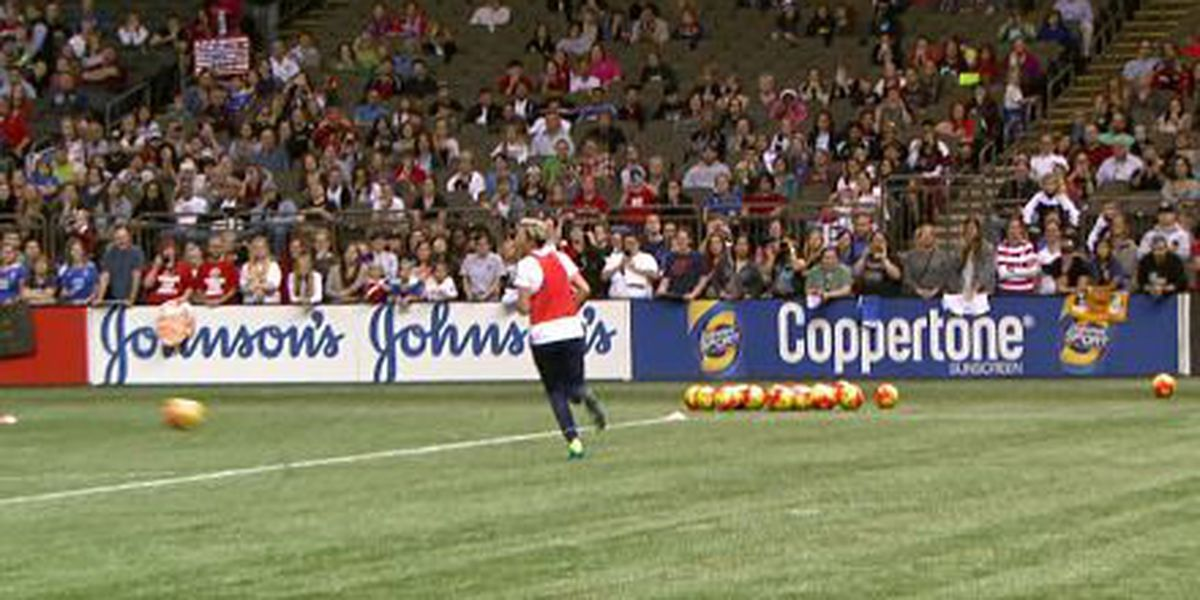 US Women's Soccer returning to New Orleans