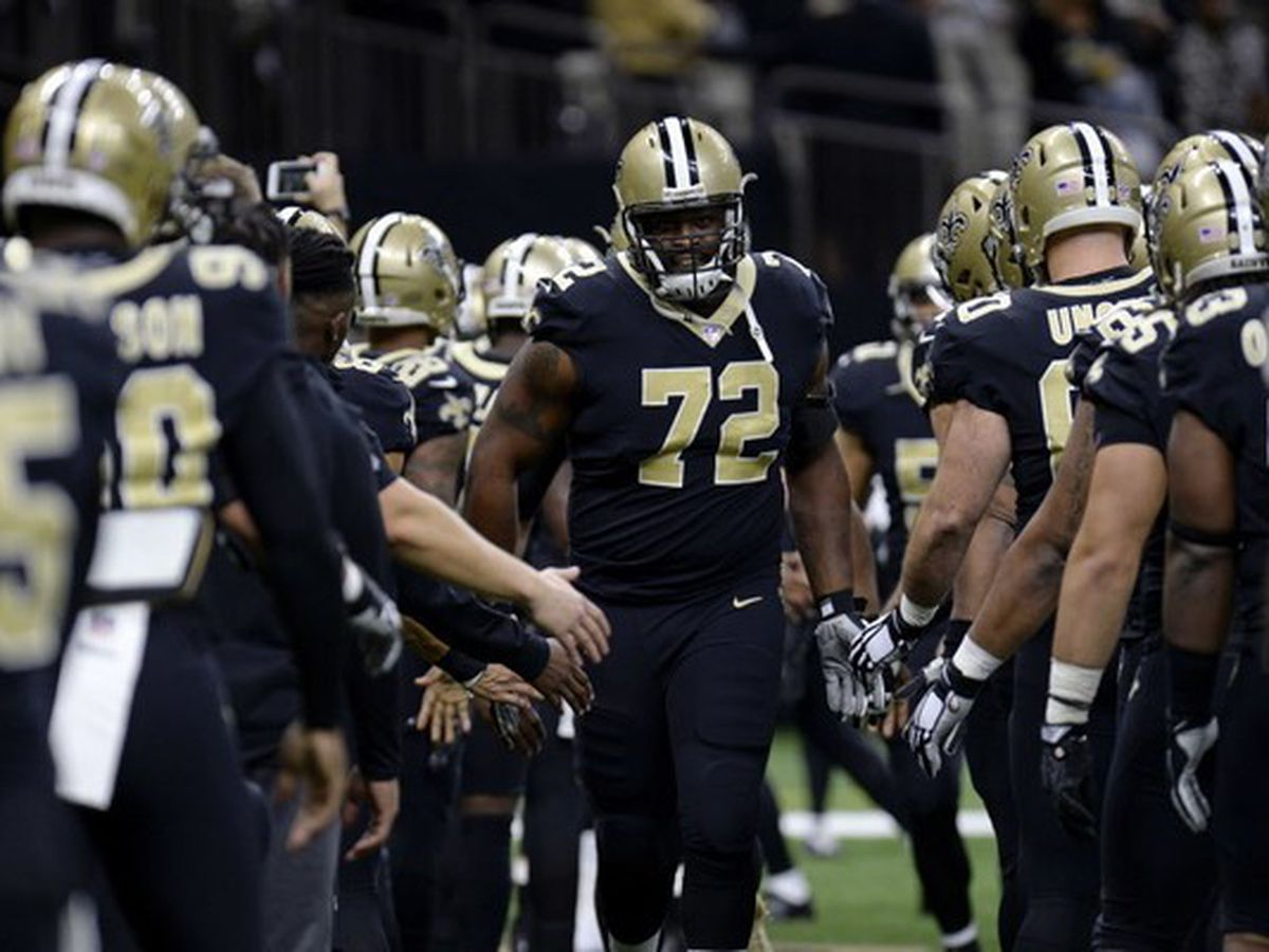 Terron Armstead active for Saints matchup against 49ers