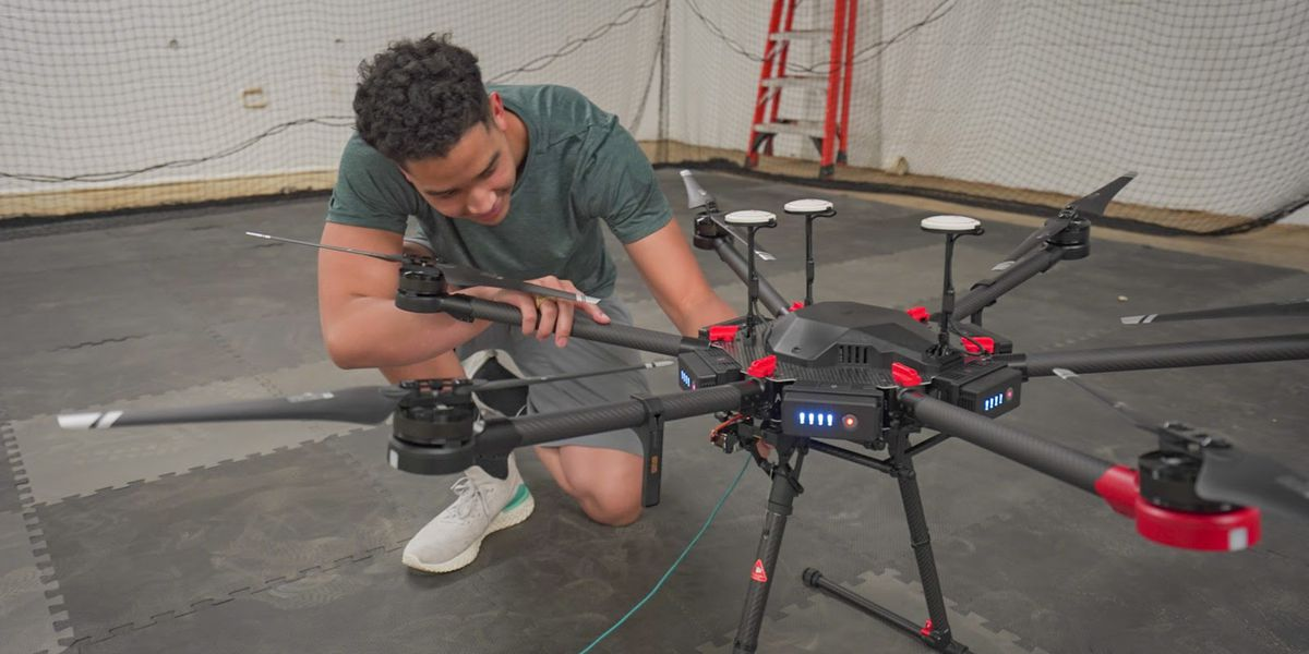 Drone grocery delivery to enter testing phase by Rouses in fall