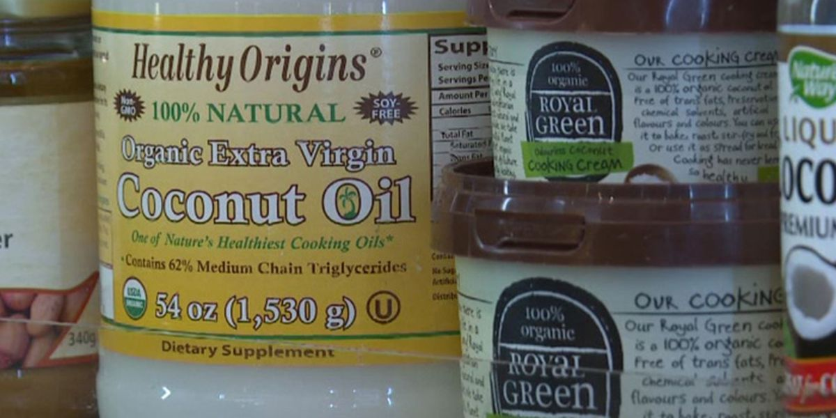 Coconut oil 'pure poison,' says Harvard professor