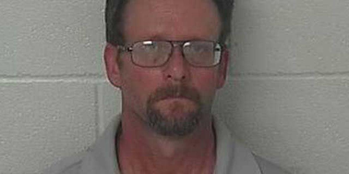 Mandeville police arrest naked man in a Cadillac