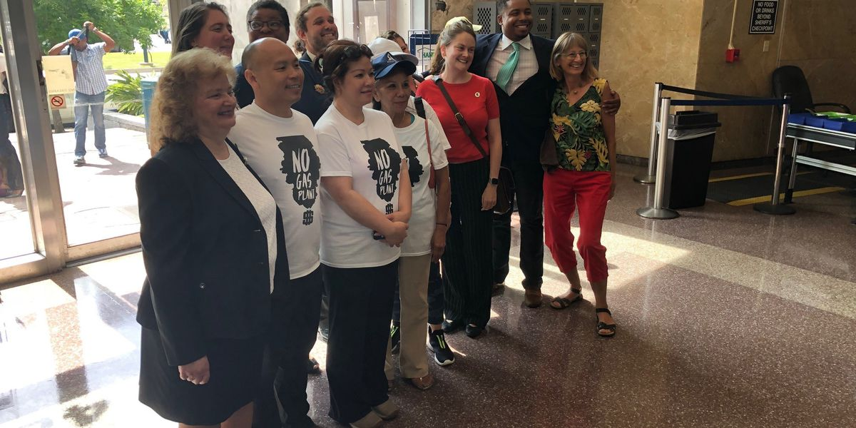 Judge: City violated open meetings law in approving New Orleans East gas plant