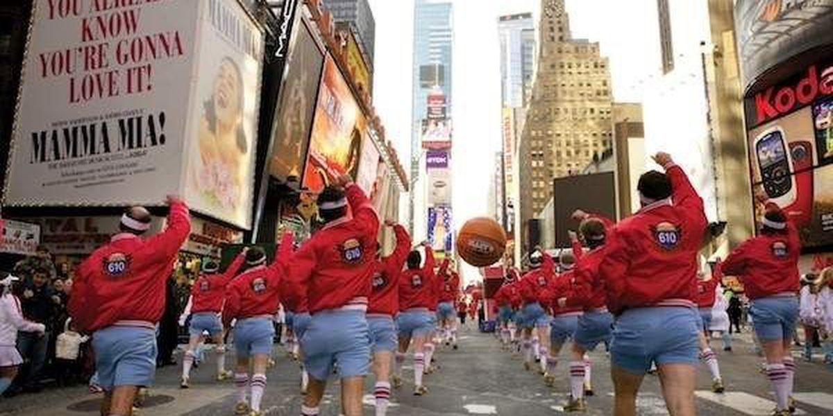 610 Stompers invited back to dance in New York