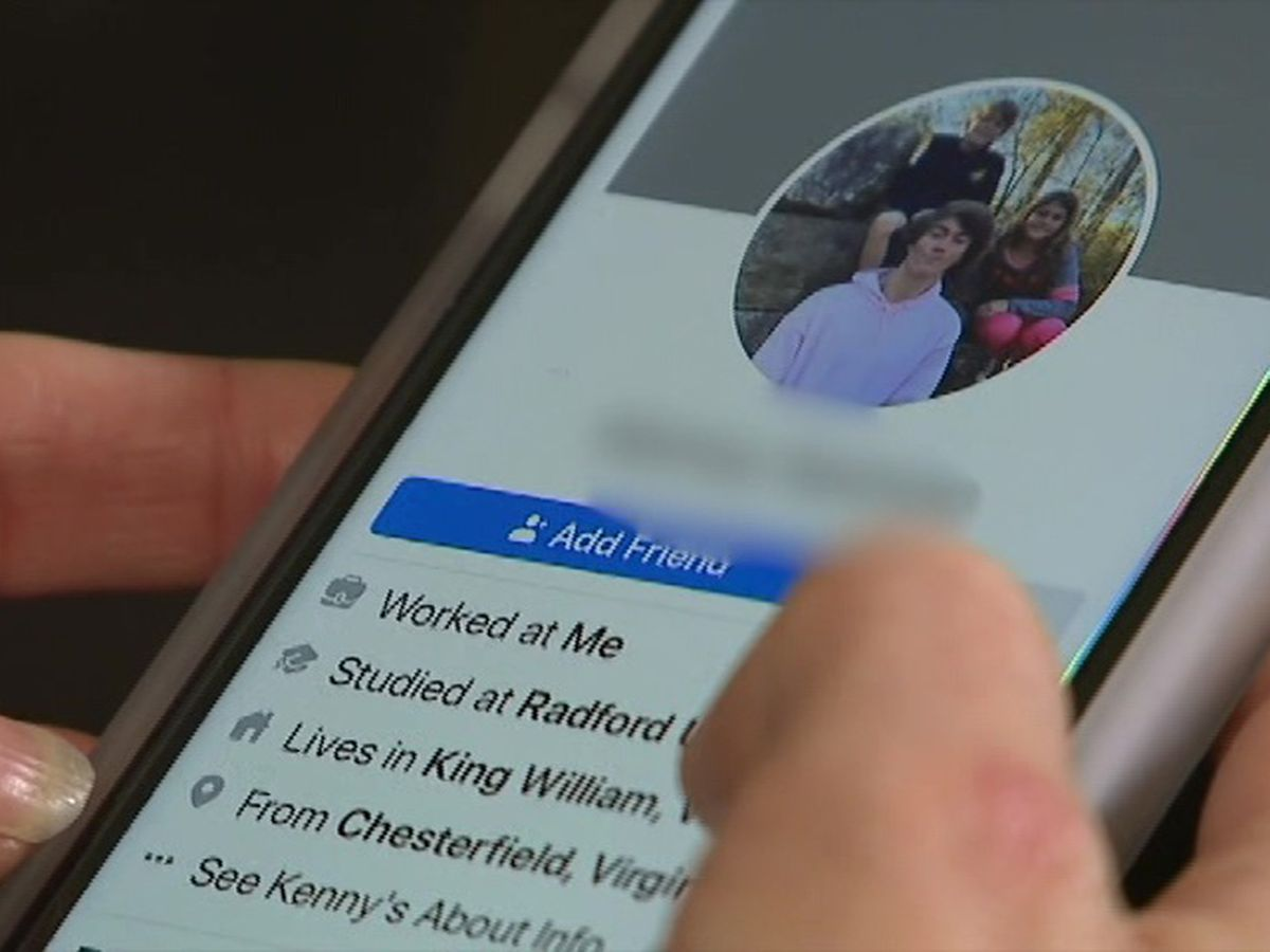 N.C. mom finds her kids' pictures on stranger's Facebook page