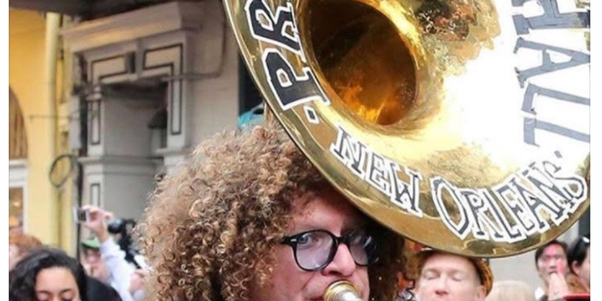 UPDATE: Stolen iconic Preservation Hall tuba finds its way home