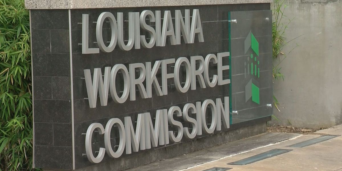 Louisiana Workforce Commission to extend Lost Wages Assistance to up to 20,000 unemployed residents