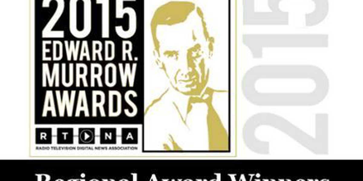 FOX 8 honored with 7 Regional Edward R. Murrow awards, swipe for details