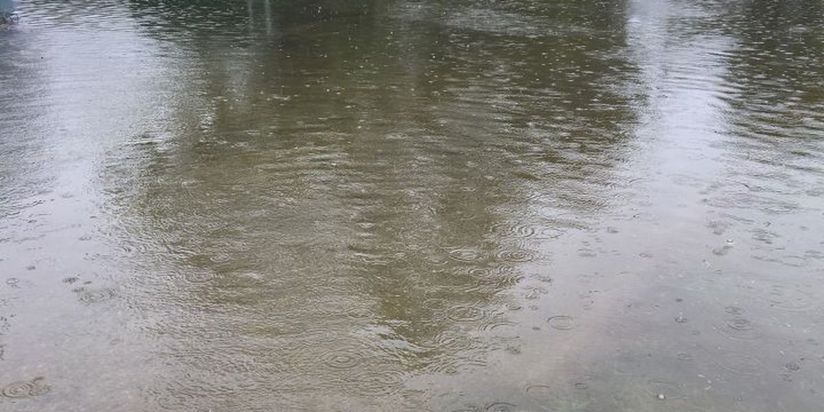 Some residents in Terrebonne Parish face flooding in homes
