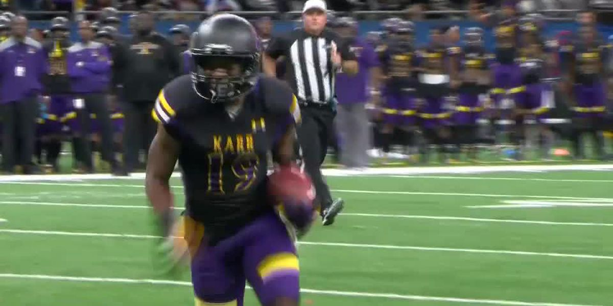 Karr accomplishes a 3-peat with a win over Easton
