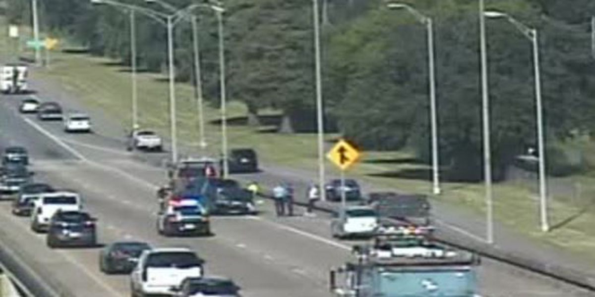 First Alert Traffic: I-10 west down to one lane at Loyola