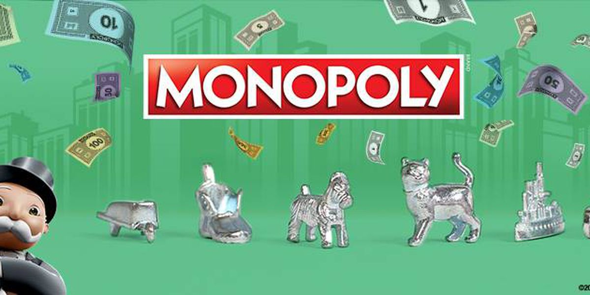 Vote on the next generation of Monopoly tokens