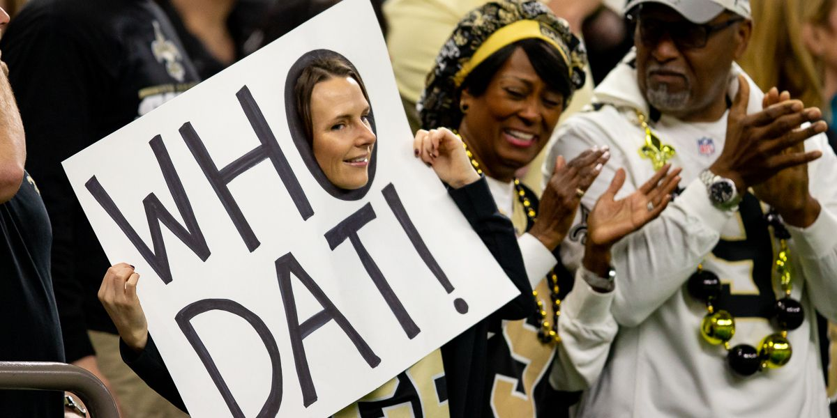Saints will play Carolina Panthers in Mercedes-Benz Superdome