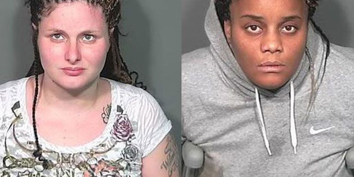 Police: Women steal over $1K of booze from Slidell Wal-Mart; lead police on car chase