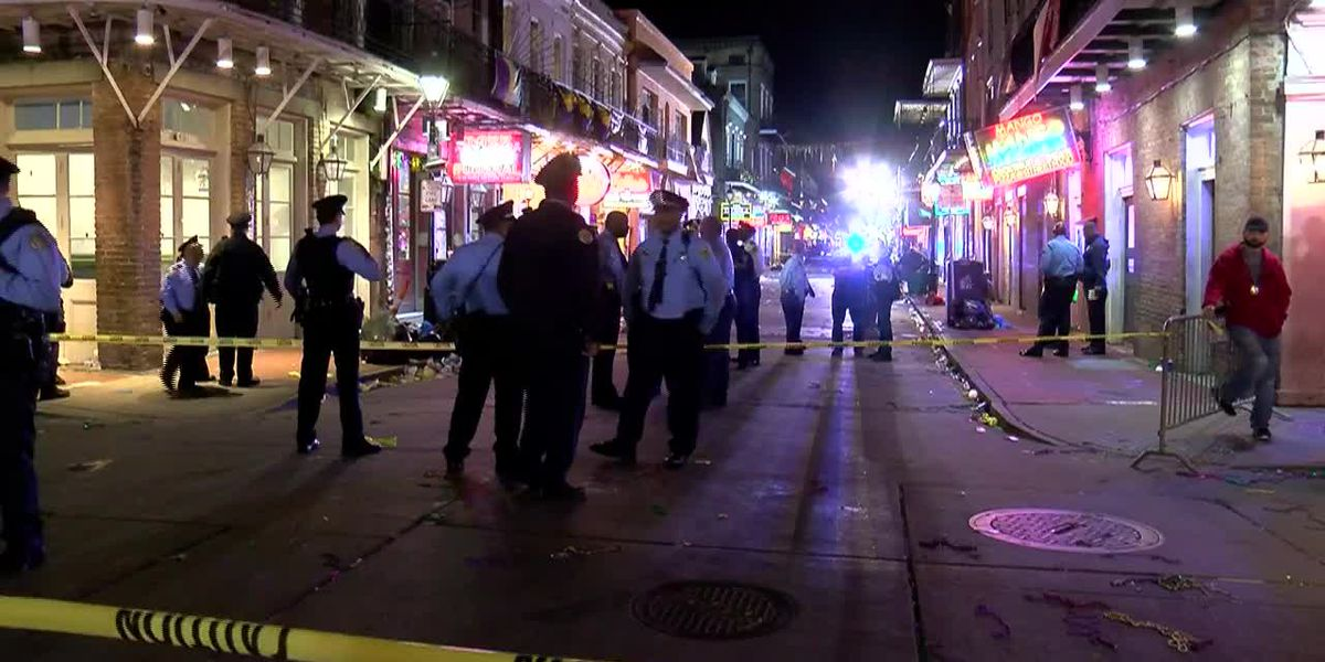 Witness recounts Bourbon Street shooting, death of Ochsner nurse