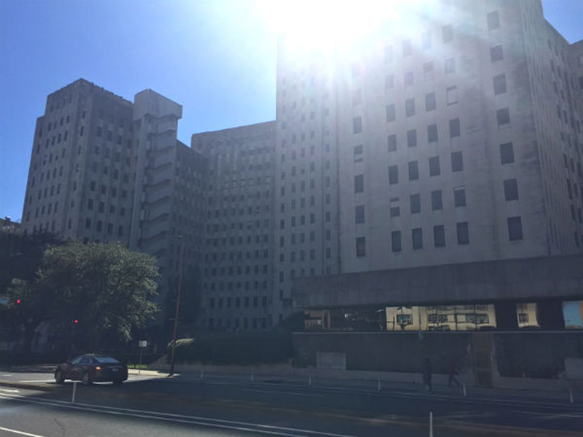 Plans for the future of Charity Hospital begin to take shape