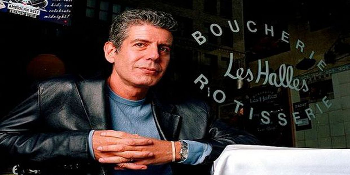Bourdain Day asks for tributes to late TV chef, promote suicide prevention