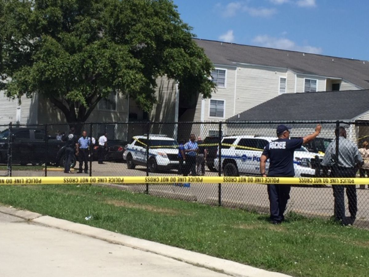 NOPD: Man killed by police fired at officers first