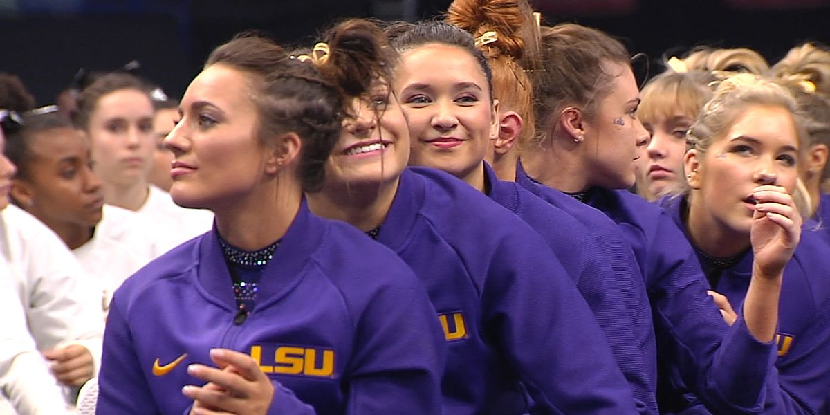 LSU gymnastics advances to NCAA Championships Finals